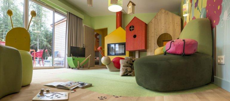 Bon plan Jusqu'à -500€ sur votre cottage à Center Parcs et à Villages Nature® Paris