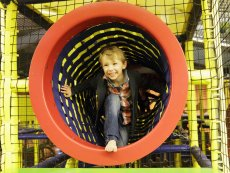 BALUBA world of indoor games Bispinger Heide Soltau Center Parcs