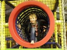 Allwetter-Spielwelt BALUBA Bispinger Heide Soltau Center Parcs