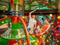BALUBA world of indoor games Erperheide Peer Center Parcs