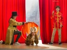 Wannabe ein Zirkusartist Park Bostalsee Sankt Wendel Center Parcs