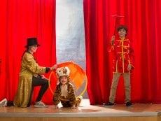 Quand j'serai grand... j'serai Artiste de Cirque Les Trois Forêts Metz Center Parcs