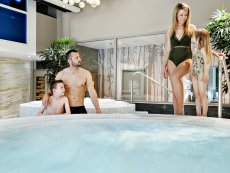 Family Spa Le Lac d'Ailette Laon Center Parcs