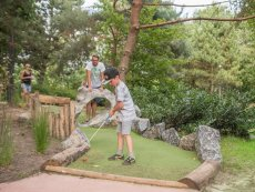 Adventure Golf (outdoor) Het Meerdal America Center Parcs