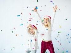 Christmas Kids Disco Villages Nature® Paris Marne La Vallée Center Parcs