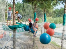 Kids Wobbly Web Het Meerdal America Center Parcs