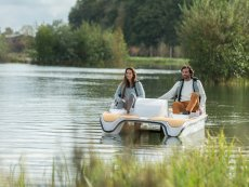 Pedalo hire Villages Nature® Paris Marne La Vallée Center Parcs