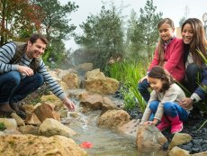 Parcours & Spiele Grandeur Nature Villages Nature® Paris Marne La Vallée Center Parcs