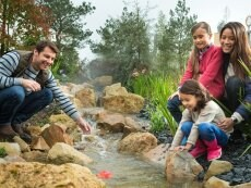 Great Outdoors Trail & Games Villages Nature® Paris Marne La Vallée Center Parcs