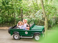 Kids Safari Park Nordseeküste Butjadingen Center Parcs