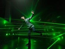 Laser challenge Les Trois Forêts Metz Center Parcs