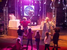 Kids Disco Le Lac d'Ailette Laon Center Parcs