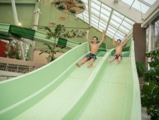 Duo Racer Slide Les Ardennes Vielsalm Center Parcs