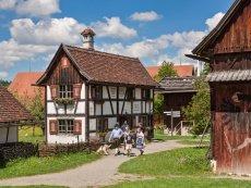 Center Parcs excursions: farm museum Illerbeuren Park Allgäu Leutkirch Center Parcs