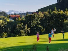 Center Parcs Excursions: Golf panoramique sur les Alpes Park Allgäu Leutkirch Center Parcs