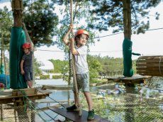 Kids High Adventure (outdoor) Het Meerdal America Center Parcs