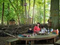 Workshop creatief knutselen Villages Nature® Paris Marne La Vallée Center Parcs