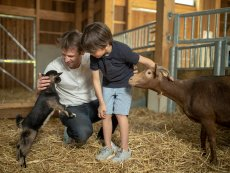 The Children's Farm Villages Nature® Paris Marne La Vallée Center Parcs