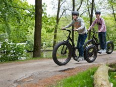 Kick Bike Het Meerdal America Center Parcs