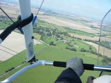 Microlight Le Bois aux Daims Poitiers Center Parcs