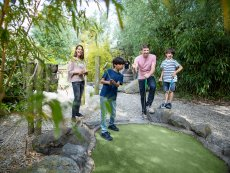 Minigolf (outdoor) Parc Sandur Emmen Center Parcs