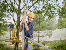 High Adventure Experience (outdoor) De Huttenheugte Dalen Center Parcs