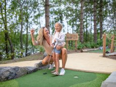 Adventure golf De Vossemeren Lommel Center Parcs