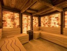 Salt cabin Les Trois Forêts Metz Center Parcs