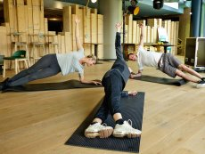 Workout Villages Nature® Paris Marne La Vallée Center Parcs
