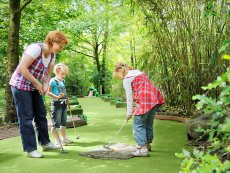 Minigolf (outdoor) Erperheide Peer Center Parcs