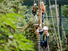 High Adventure Experience (outdoor) De Kempervennen Westerhoven Center Parcs