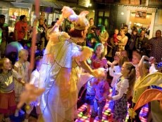 Kids Disco Het Meerdal America Center Parcs