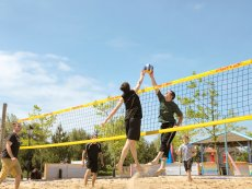Strandvolleybal (outdoor) Bispinger Heide Soltau Center Parcs