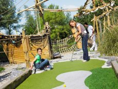 Minigolf (outdoor) Port Zélande Ouddorp Center Parcs