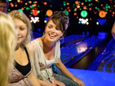 Disco Bowling Erperheide Peer Center Parcs