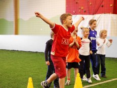 Sports Tournaments Parc Sandur Emmen Center Parcs
