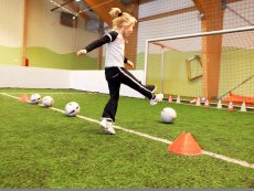 Académie : Football Port Zélande Ouddorp Center Parcs