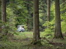 E-cars Les Ardennes Vielsalm Center Parcs