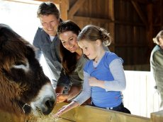 Center Parcs Excursions: Off to the farm Limburgse Peel America Center Parcs