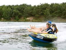 Triple Tube De Vossemeren Lommel Center Parcs