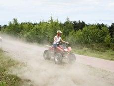 Quadrijden voor volwassenen Bispinger Heide Soltau Center Parcs