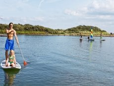 Stand Up Paddling Port Zélande Ouddorp Center Parcs