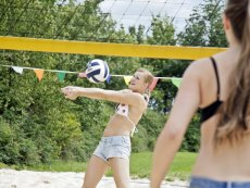 Beachvolleybal (outdoor) Les Ardennes Vielsalm Center Parcs
