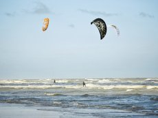 Kitesurfen Port Zélande Ouddorp Center Parcs