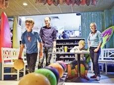 Bowling et plus Park Nordseeküste Butjadingen Center Parcs