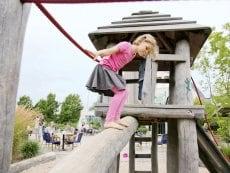 Aires de jeux Park Nordseeküste Butjadingen Center Parcs