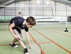 Badminton (drinnen & draußen) Park Nordseeküste Butjadingen Center Parcs