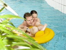 Early Bird Baby Swimming Park Eifel Vulkaneifel Center Parcs