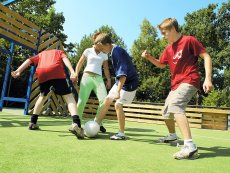 Voetbal (outdoor) De Vossemeren Lommel Center Parcs