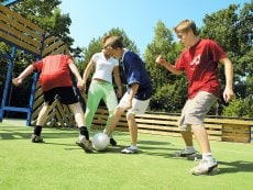 Football (outdoor) Park Bostalsee Sankt Wendel Center Parcs